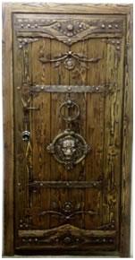 двери ретро